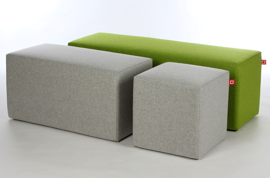 Cube Chair By CUBESTYLE   Cube Chairs Felt